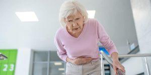 Constipation et intestin irritable chez les personnes âgées
