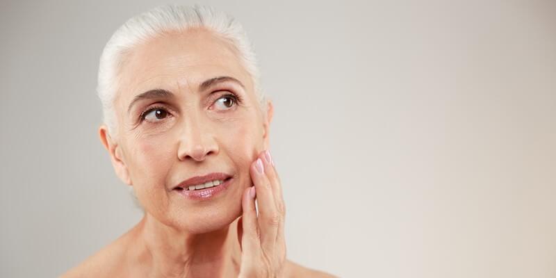 Problèmes de peau chez les personnes âgées
