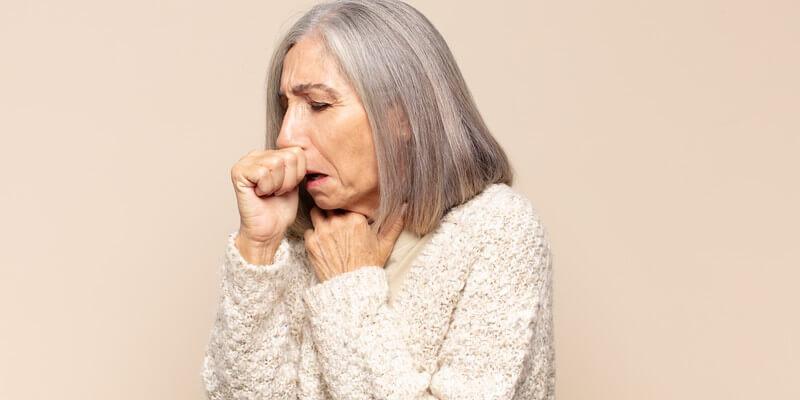 Bronchite et pneumonie chez les personnes âgées